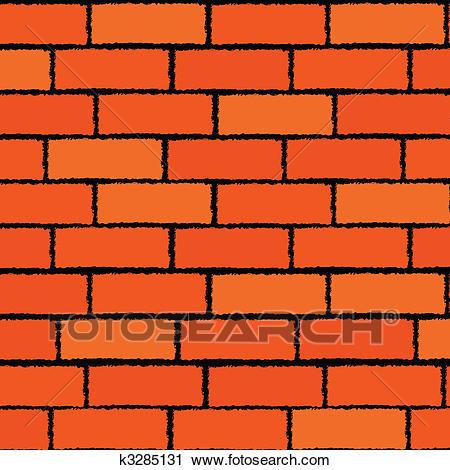 Brickwall Clip Art.