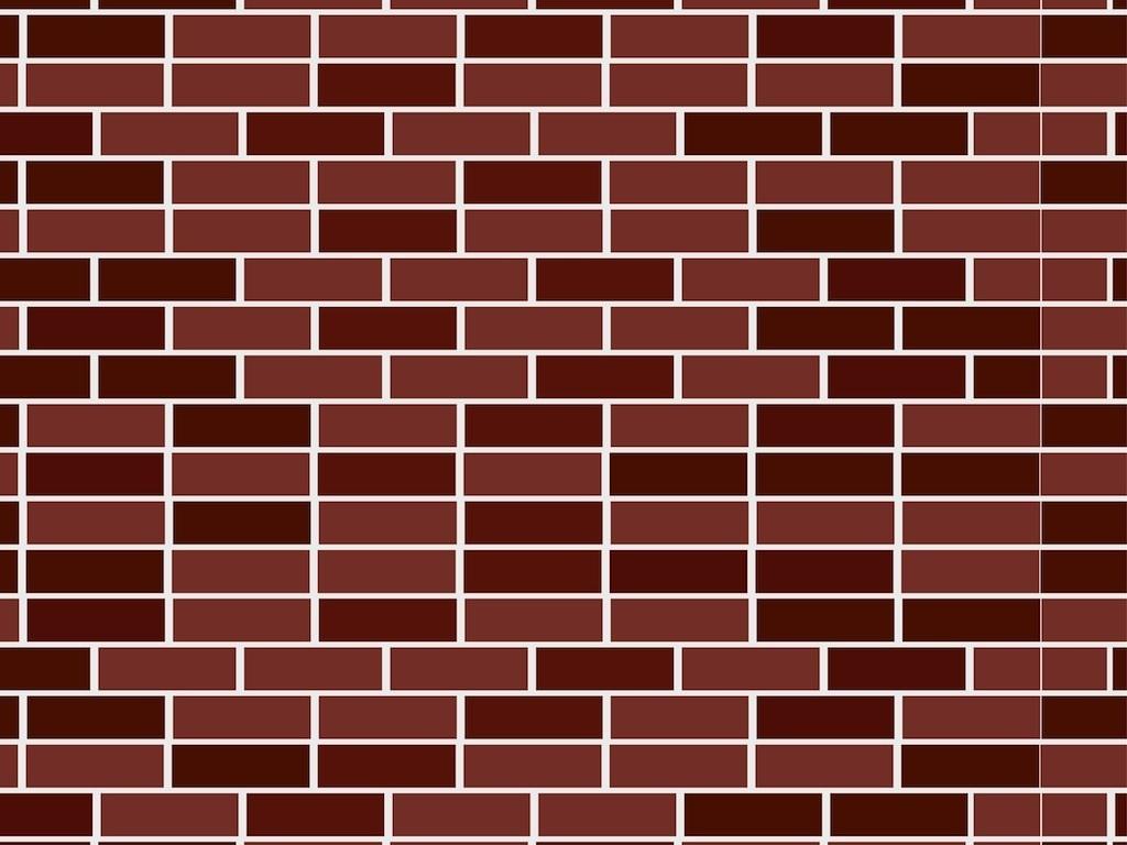 Brick Wall Clipart.
