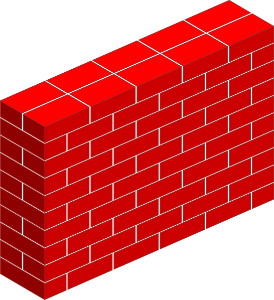 Brick Wall Clipart.