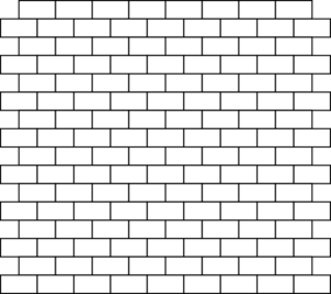 Black and brick background clipart.