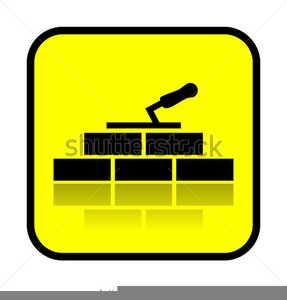 Bricklaying Clipart Free.