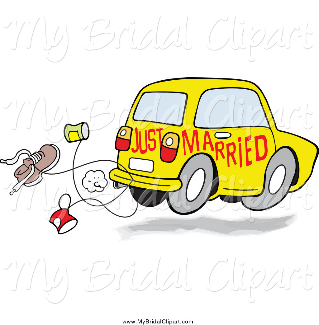 Royalty Free Wedding Car Stock Bridal Designs.