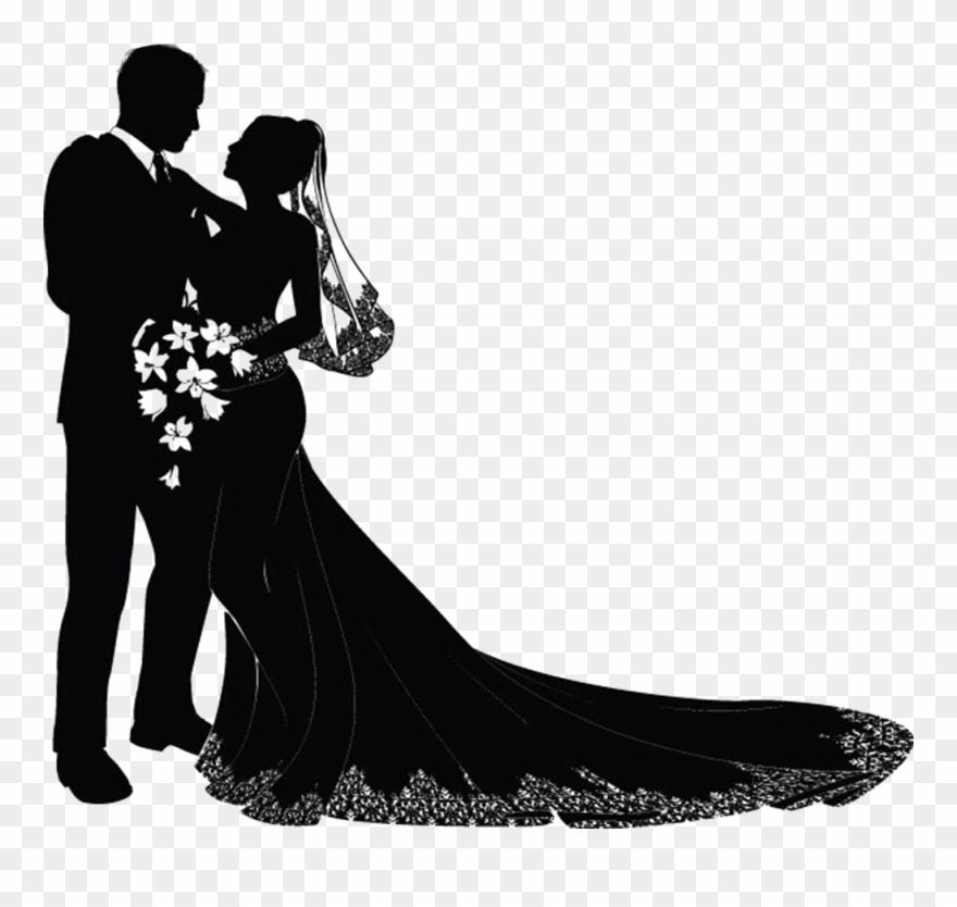 Wedding Invitation Bridegroom Clip Art.