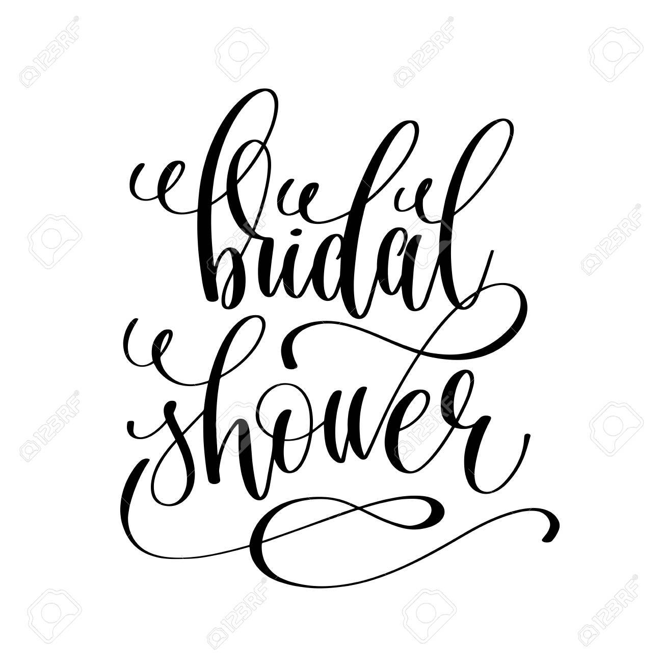 Bridal Shower Clipart Images.