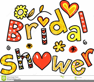 Bridal Shower Clipart.