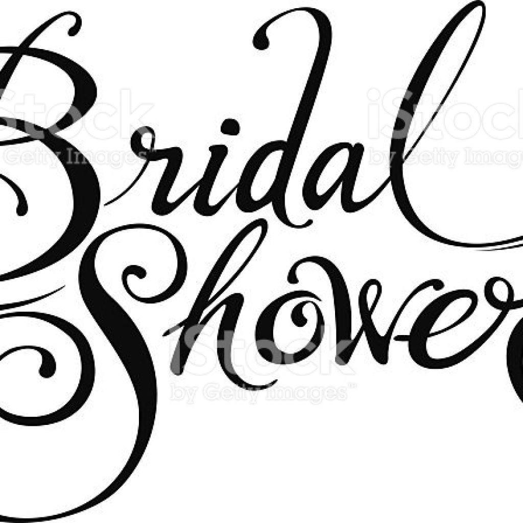 Bridal shower clipart 1 » Clipart Station.