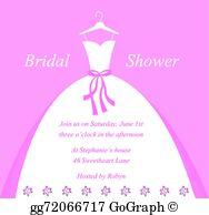 Bridal Shower Clip Art.