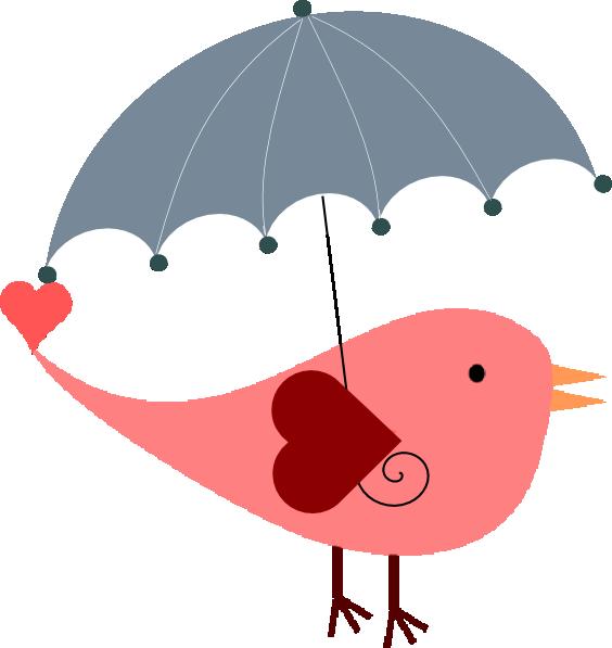 Bridal Shower Umbrella Clip Art , Transparent Cartoon.