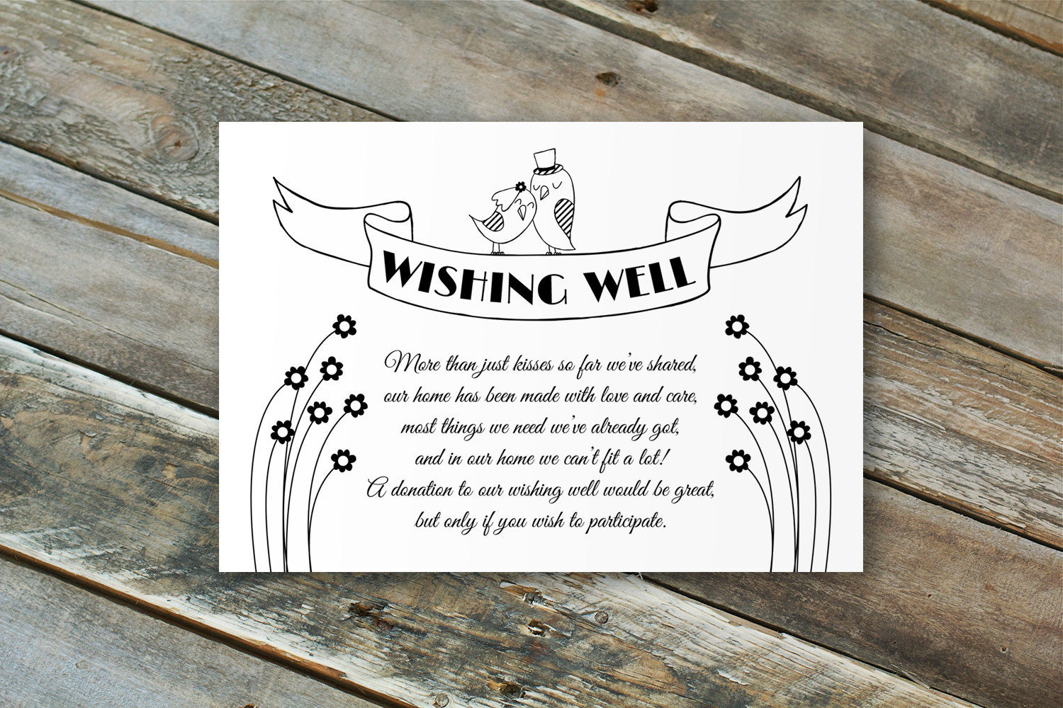 Poem For Baby Shower Wishing Well • Baby Showers Design.