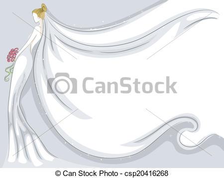 Bridal veil Illustrations and Clip Art. 3,697 Bridal veil royalty.