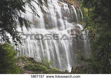 Picture of Bridal Veil Falls 1867157.
