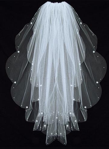Bridal veil PNG Images.