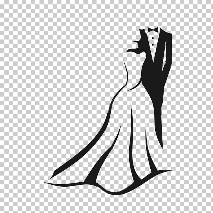 Wedding invitation Bridegroom , bride groom, man and woman.