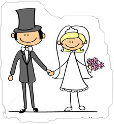 Bride And Groom Clipart & Bride And Groom Clip Art Images.