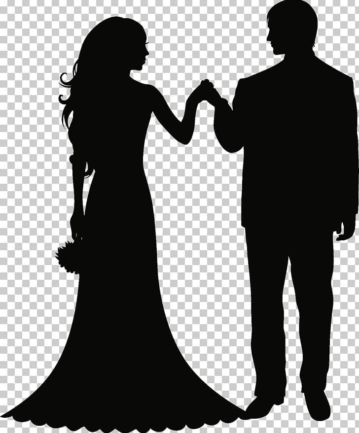 Wedding Invitation Bridegroom PNG, Clipart, Black And White, Bride.