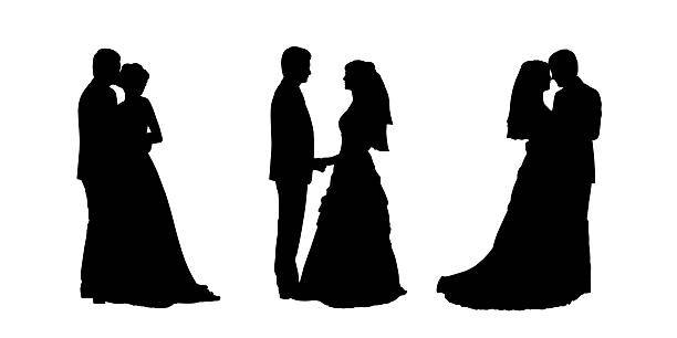 Bride and groom dancing clipart 5 » Clipart Portal.