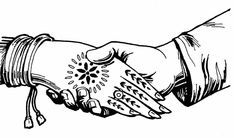 Indian bride and groom holding hands clipart 4 » Clipart Portal.