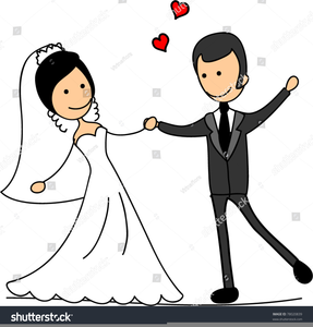 Chinese Bride Groom Clipart.