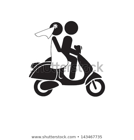 Vector Images, Illustrations and Cliparts: Bride and Groom on.