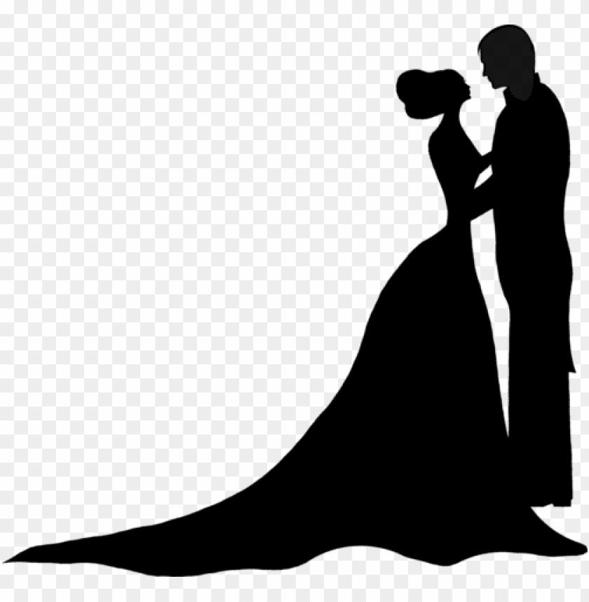 sleeping beauty clipart bride groom silhouette wedding.