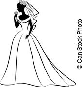 Bride Illustrations and Clip Art. 24,315 Bride royalty free.