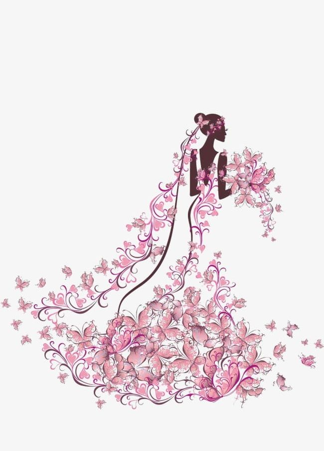 Bride Holding Flowers PNG, Clipart, Beautiful, Beautiful Wedding.