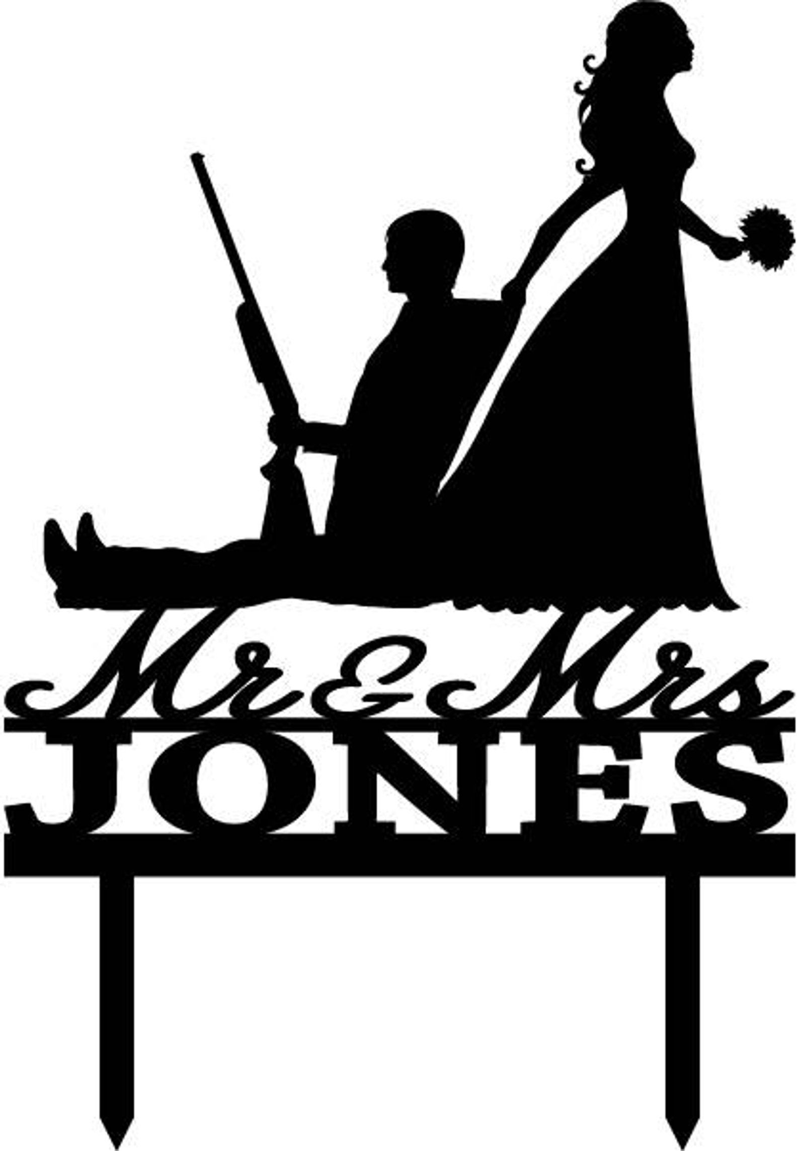 Mr. Mrs. with Bride Dragging Groom.