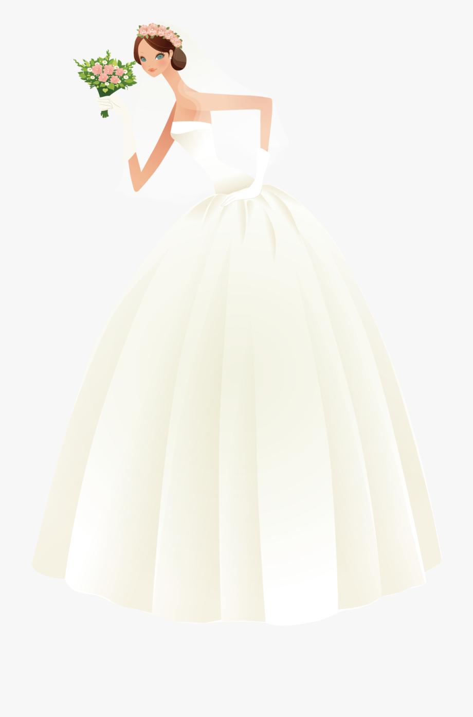 Bride Dress Png.