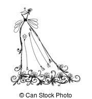 Bridal Illustrations and Clip Art. 34,654 Bridal royalty free.