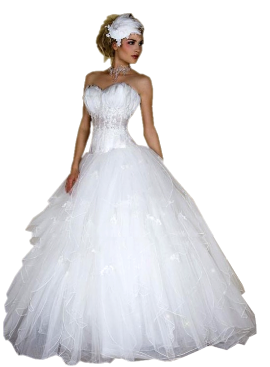 Download Free png Bride dress PNG, Download PNG image with.