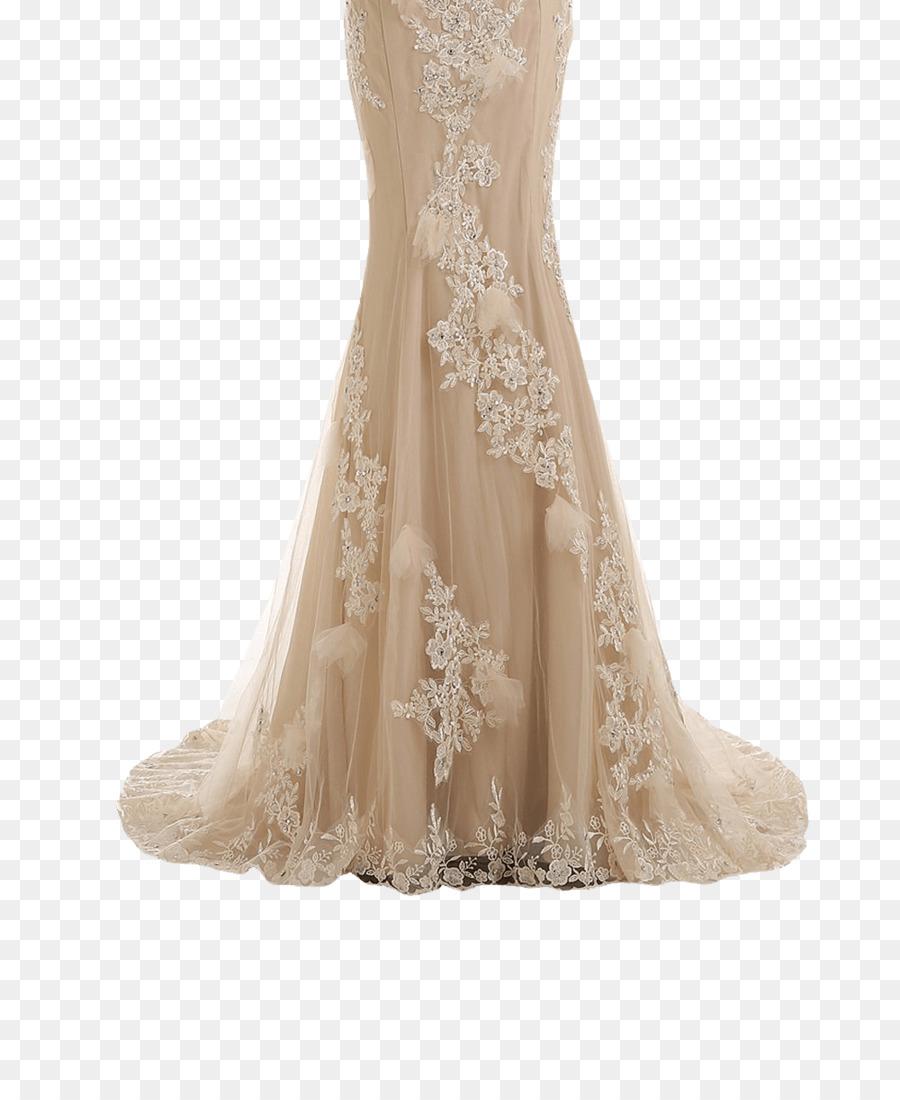 Wedding dress Ball gown.