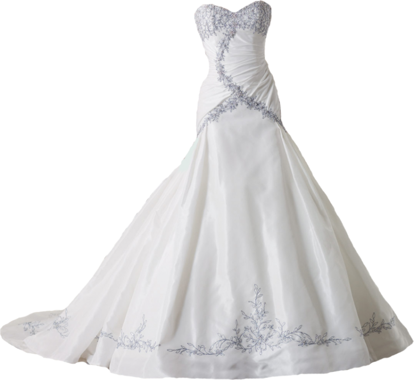 Wedding Dress PNG HD (2).