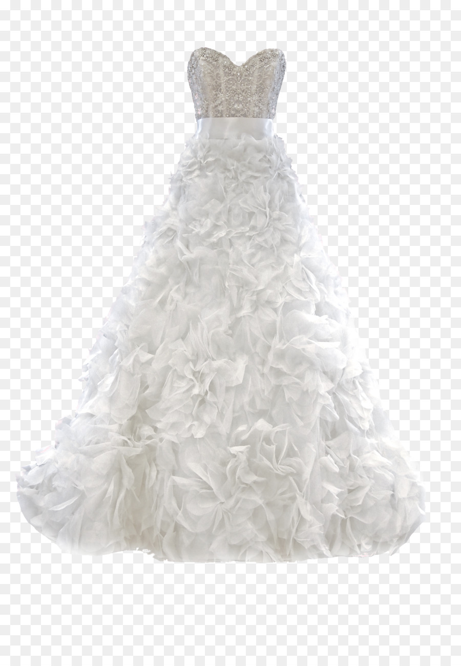 Wedding Dress png download.