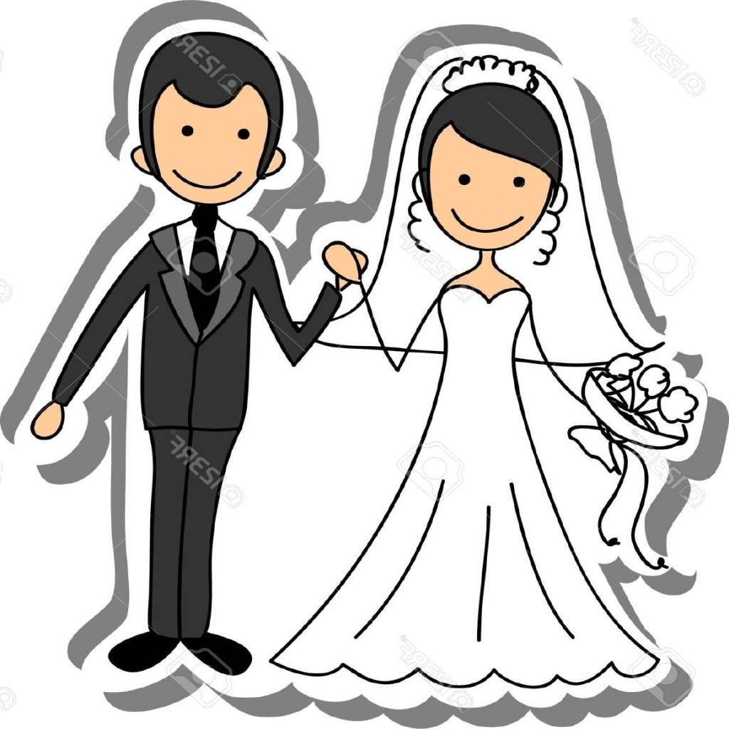 Free bride and groom clipart 6 » Clipart Station.