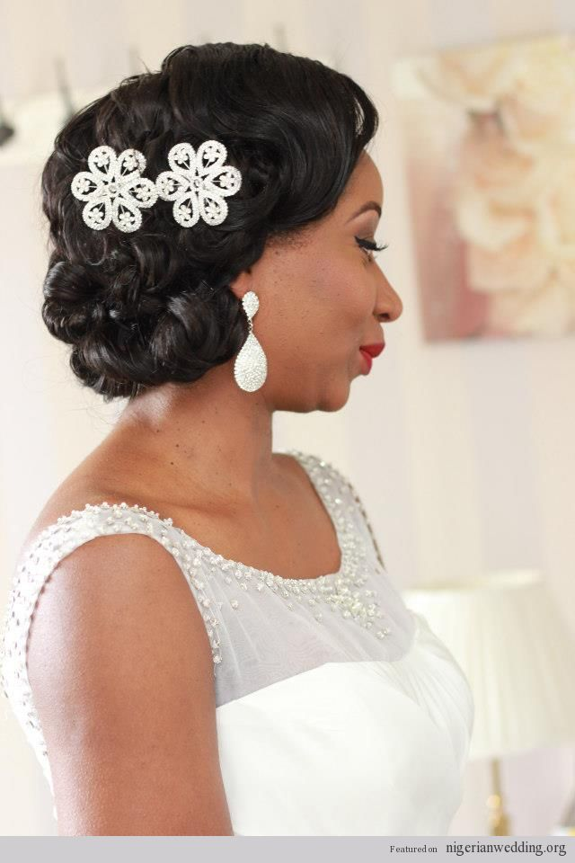 1000+ images about Natural Bridal Hairstyles on Pinterest.