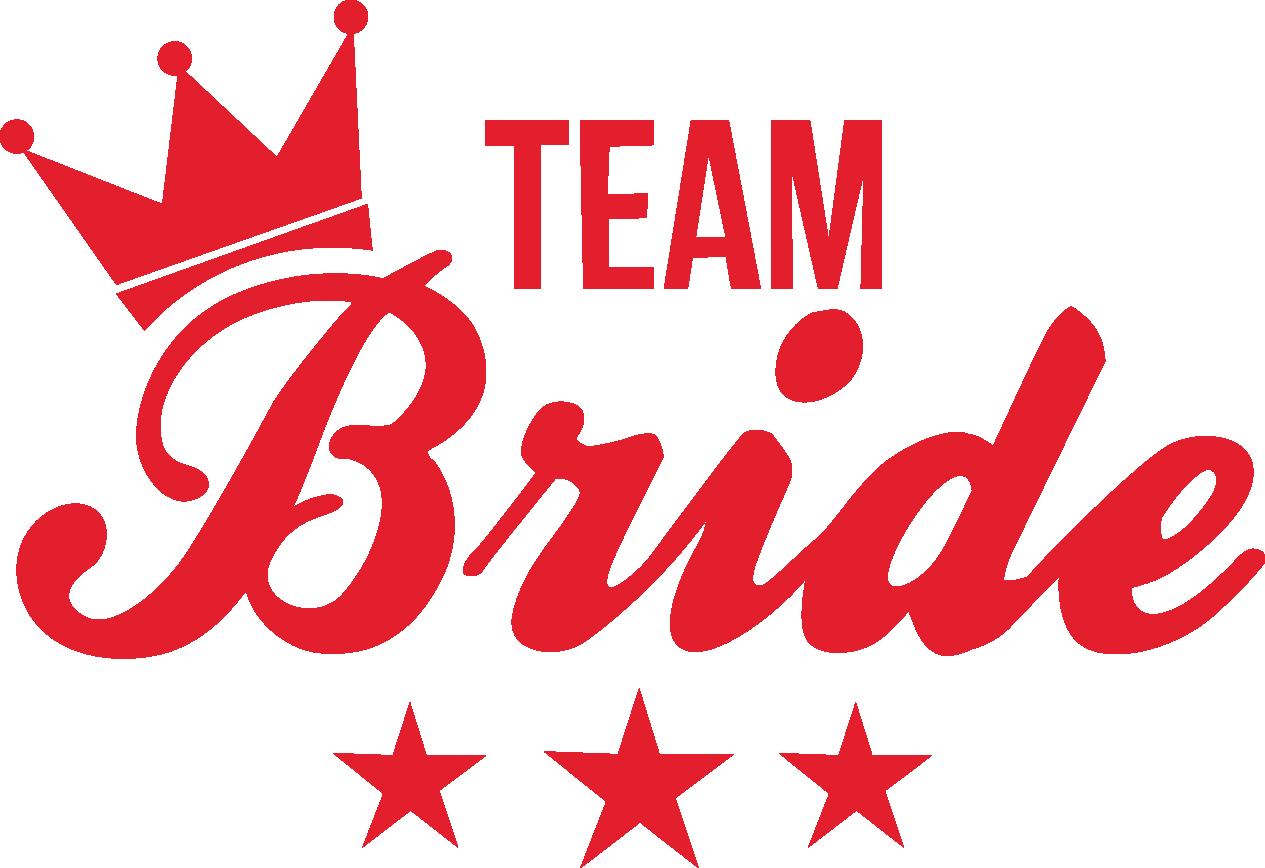 Logo TEAM BRIDE.