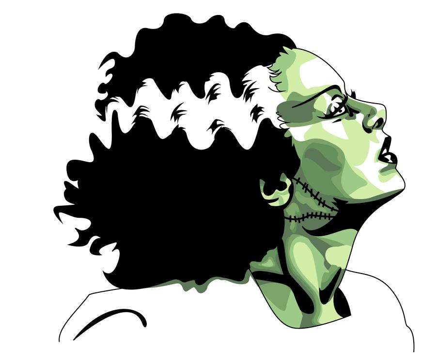 Bride Of Frankenstein Png & Free Bride Of Frankenstein.png.