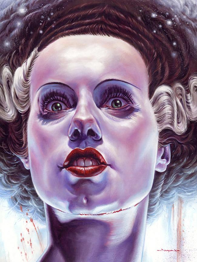 Bride of Frankenstein (46 Images).
