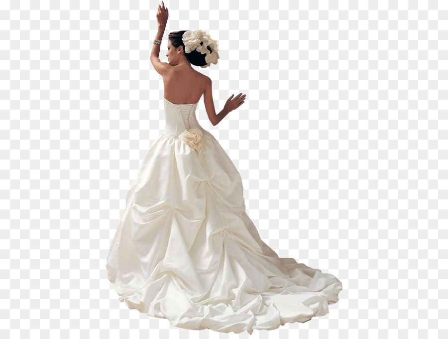 Wedding Woman png download.