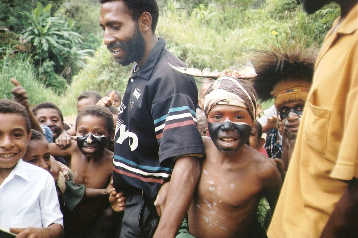 Culture of Papua New Guinea.