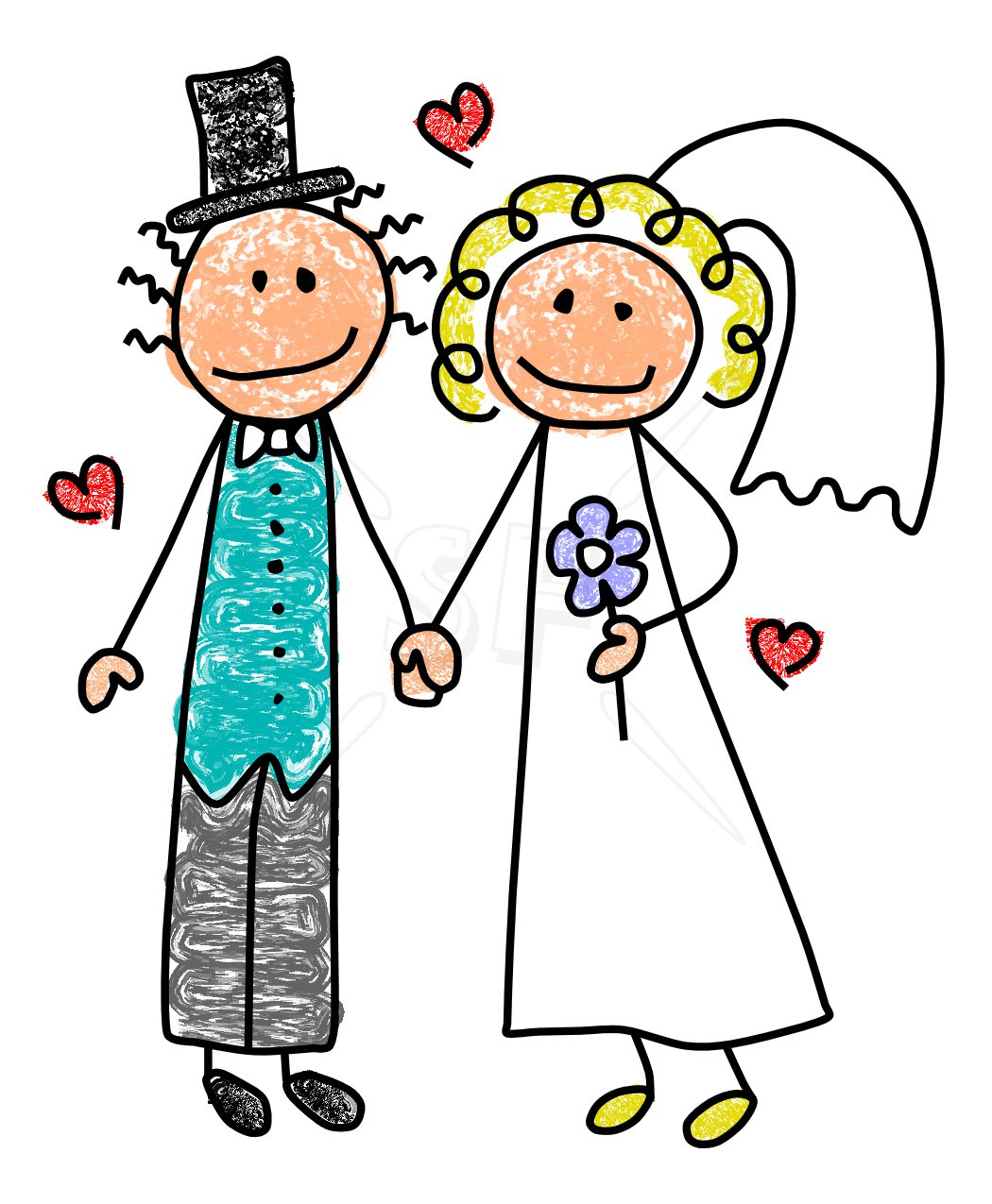 Bride Clipart Free.