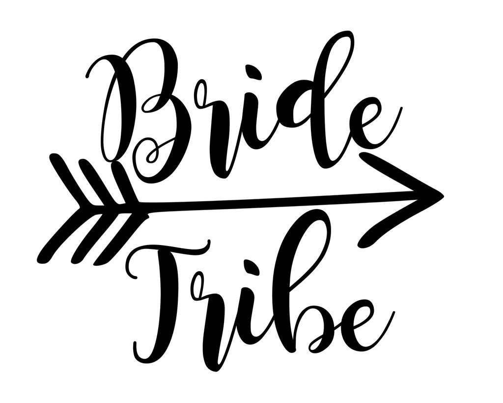 Download Free png Bride Tribe (with arrow) SVG, PNG, DXF.