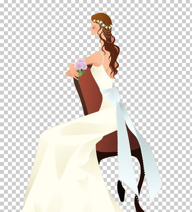 Bride Wedding Dress PNG, Clipart, Bride And Groom.