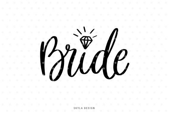 Bride clipart svg, Bride svg Transparent FREE for download.