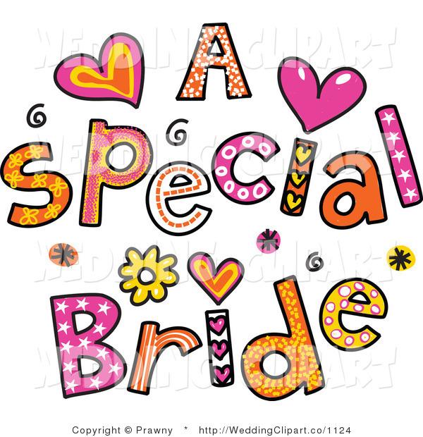 Brides clipart.