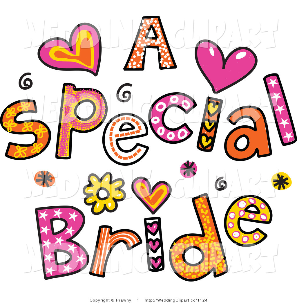 Royalty Free Stock Wedding Designs of Brides.