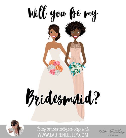 Will You be My Bridesmaid.