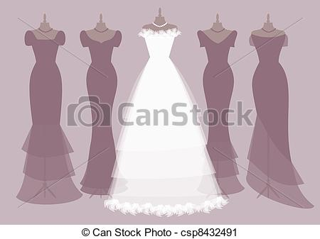 Bridesmaid Illustrations and Clip Art. 820 Bridesmaid royalty free.