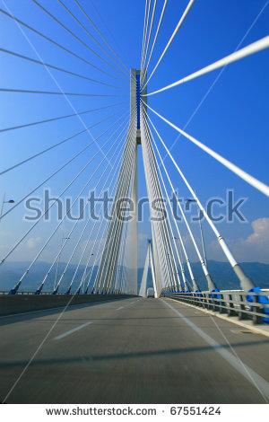 Bridge blue wonder clipart #11