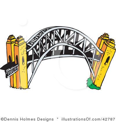 Bridge Clipart.